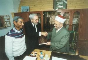 Mufti Akrama Sabri