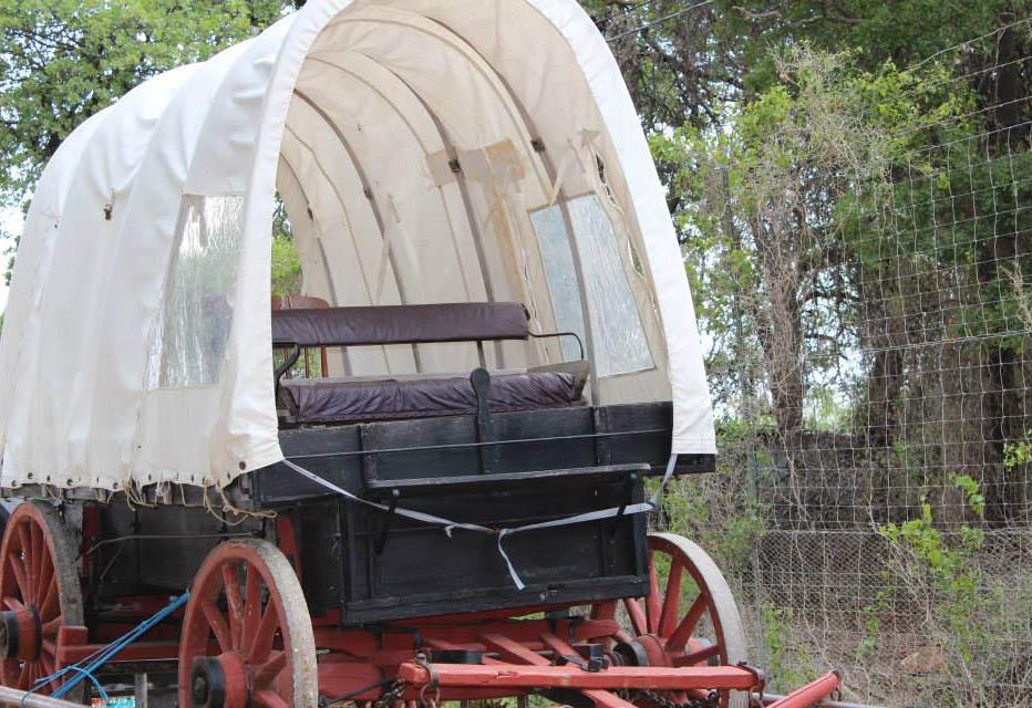 cvrd wagon