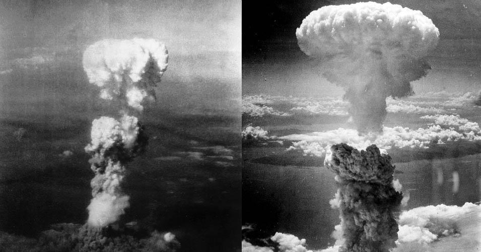 hiroshima-nagaski blasts